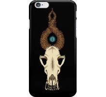 Clever Cannibal Logo iPhone Case/Skin