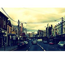 Inner City Suburb Photographic Print