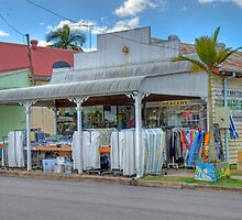 The Australian Country Store, Howard, Queensland by Adrian Paul