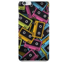 Canvas City Cassette Cover iPhone Case/Skin