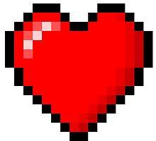 Retro Heart by Dakooldog