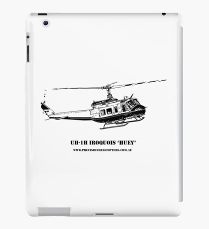 Huey Helicopter Graphic iPad Case/Skin
