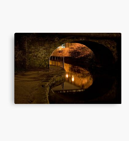 Solebay Street, Mile End Canvas Print