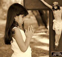 First Communion by Larissa Brea