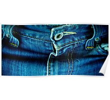 My Favorite Jeans Poster