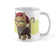 Hipster Kitty Mug