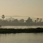 Dawn on the Nile by JamesTH