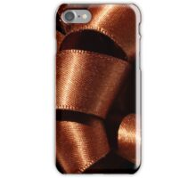 Chocolate Swirls iPhone Case/Skin