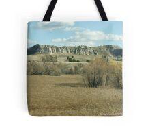 Pine Ridge Reservation South Dakota Tote Bag
