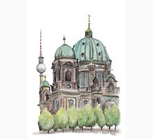 The Berliner Dom & TV Tower Unisex T-Shirt