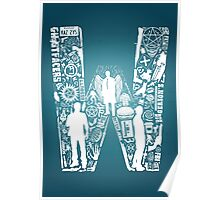 W Is For Winchester Poster