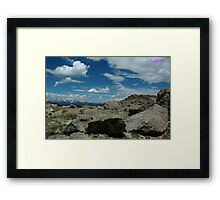 Colorado Framed Print