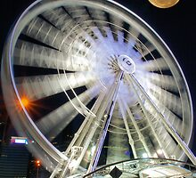Perth Wheel by John Peel