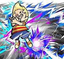 Lucas | PK Thunder by ishmam