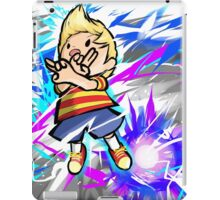 Lucas   PK Thunder iPad Case/Skin