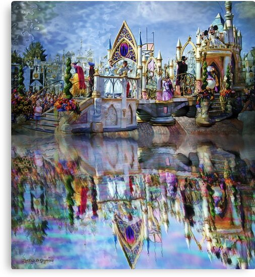 The Happiest Place on Earth by Rhonda Strickland