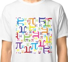 Pieces of Pi Classic T-Shirt