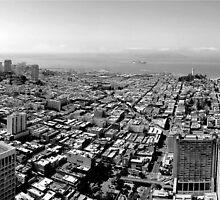 San Francisco Panorama by designkase