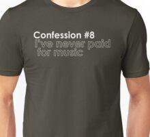 Confession #8 Unisex T-Shirt