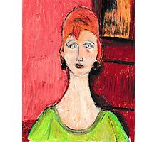 Modigliani Woman  Photographic Print