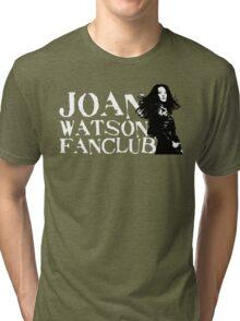 Joan Watson Fanclub Tri-blend T-Shirt