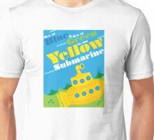 Yellow Submarine Unisex T-Shirt