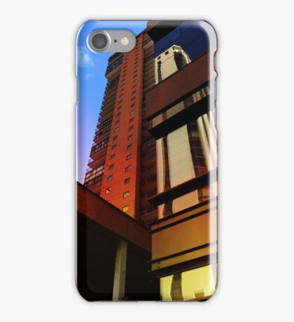Downtown Denver Architecture iPhone Case/Skin