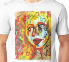 Paint Girl Unisex T-Shirt
