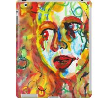 Paint Girl iPad Case/Skin