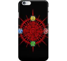 XBOX Gamer's Compass - Adventurer iPhone Case/Skin