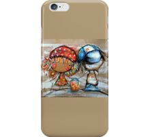 Jack and Jill  iPhone Case/Skin