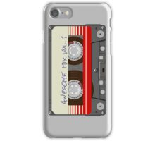 Awesome Mix Phone/Tablet Case iPhone Case/Skin