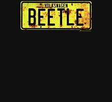 Volkswagen Beetle Number Plate © T-Shirt