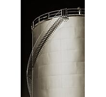 Snaking Ladders Photographic Print