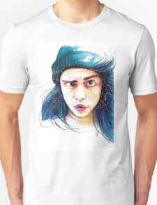 Cara and her weird eye thing Unisex T-Shirt