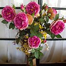 Boquet of Roses by Matthew Walmsley-Sims
