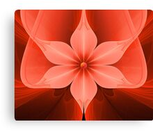 Wild and Delicate Canvas Print
