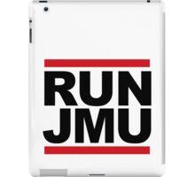RUN JMU iPad Case/Skin