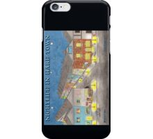 Nightlife In Hare Town iPhone Case/Skin