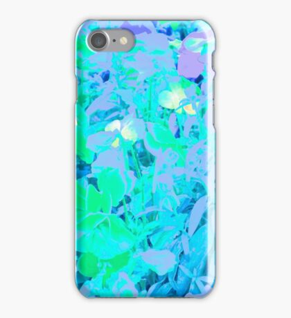 Contemporary Floral, Untitled  by Janai-Ami iPhone Case/Skin