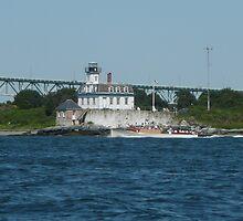 Rose Island Lighthouse, RI by Tmac02892