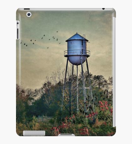 When there were no more jobs iPad Case/Skin