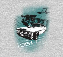 Ford Falcon XY GTHO Phase III (Grunge) Kids Clothes