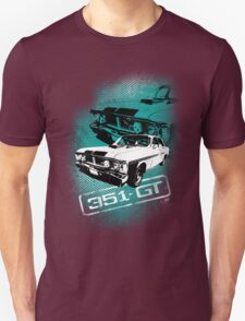 Ford Falcon XY GTHO Phase III (Grunge) © Unisex T-Shirt