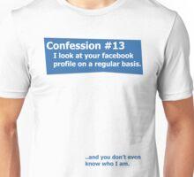 Confession #13 Unisex T-Shirt