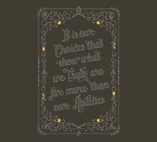 Harry Potter Quote T-Shirt