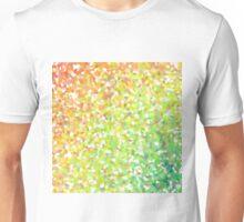 Colorful mosaic background Unisex T-Shirt