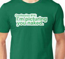 Confession #14 Unisex T-Shirt