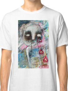 Abstract Portrait  Classic T-Shirt