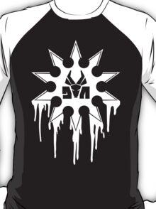 Die Antwoord Ninja Star (White Version) T-Shirt